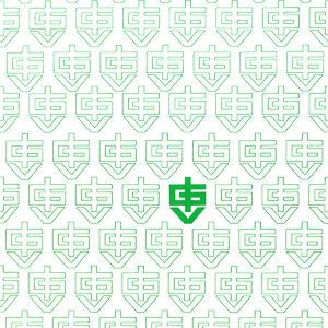 O primeiro logótipo da IGV