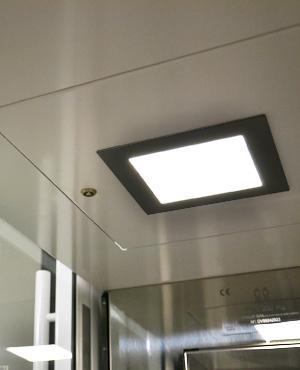 Elevadores de poupança de energia DomusLift